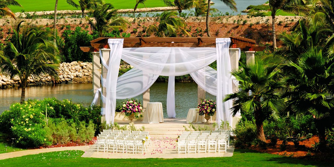 Cayman Island Wedding Ritzy I Dos: The Ritz-Carlton, Grand Cayman In Grand Cayman, Cayman Islands
