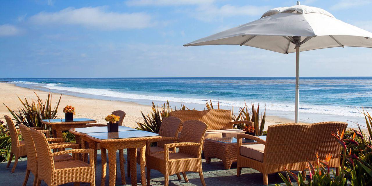 Monarch Beach Resort In Dana Point California