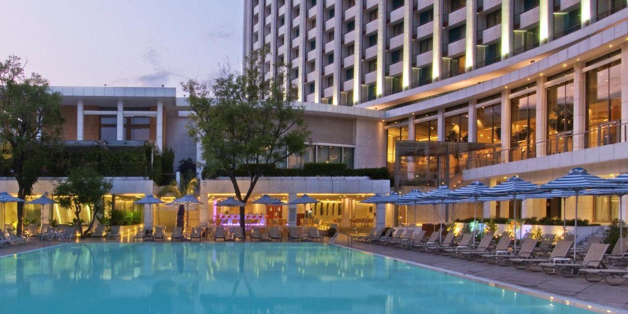 Hilton Athens In Athens Greece