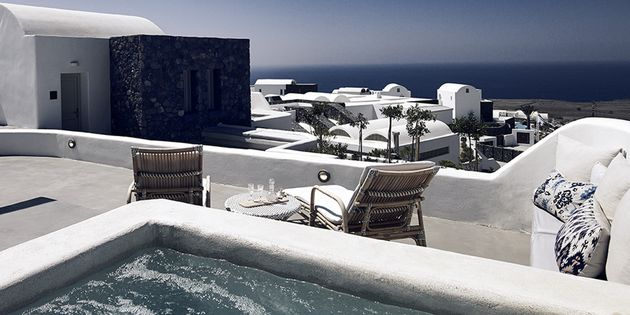 Santo Maris Oia Luxury Suites and Spa