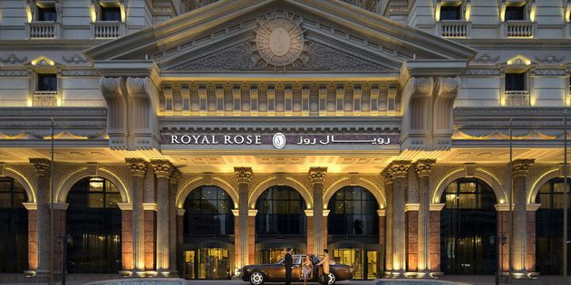 Royal Rose Hotel