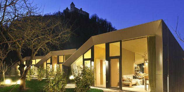 Ortenia Eco Apartments in Nature