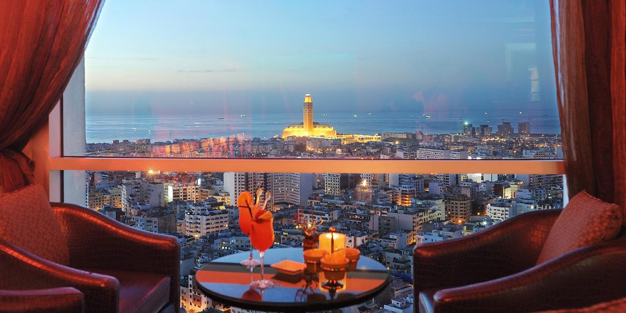 Kenzi Tower Hotel