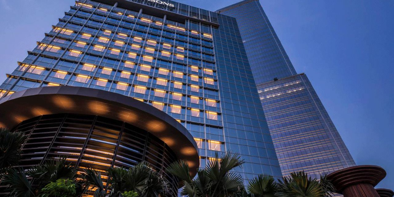 Four Seasons Hotel Jakarta In Jakarta Indonesia