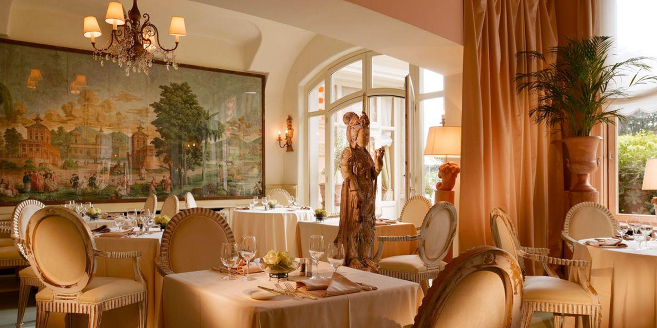Grand Hotel Villa Castagnola In Lugano Switzerland