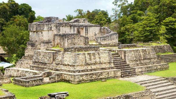 El Caracol Mayan Temple