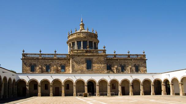 Palace in Guadalajara