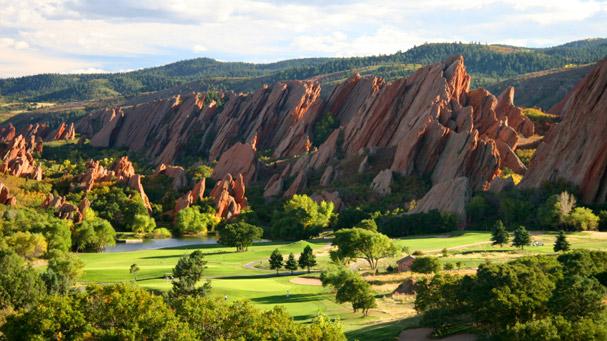 Arrowhead Golfcourse in Denver
