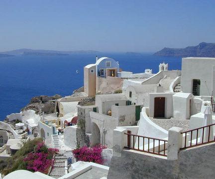 An Aegean Town