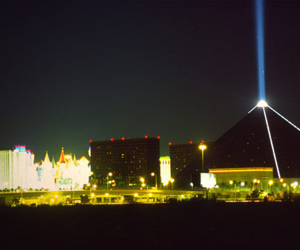 The Luxor Pyramid