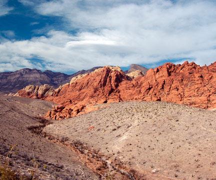 On the Edge of the Desert