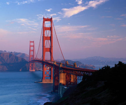 San Francisco's Goldengate Bridge