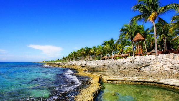 Mayan Riviera Coast