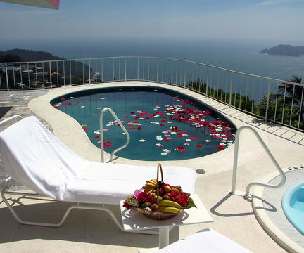 Las Brisas Acapulco Plunge Pool